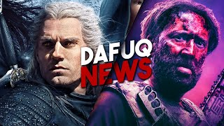 Universum Vikings, 2 sezon Wiedźmina i Black Adam! Nicolas Cage zagra Cage'a w filmie o Cage'u!