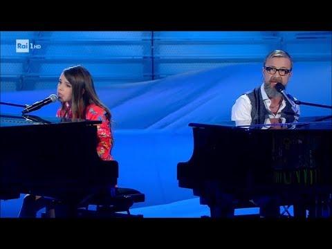 SanremoYoung - Il duetto di Marco Masini ed Elena Manuele - Ci vorrebbe il mare