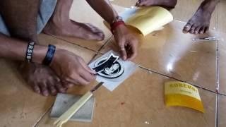 Cara Membuat Cutting Sticker Part 2