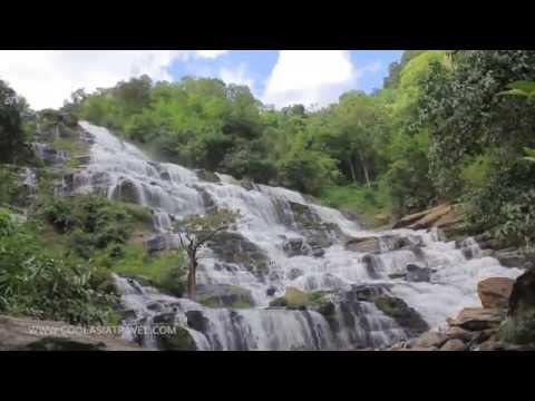 Trekking trail Doi Inthanon Kew Mae Pan