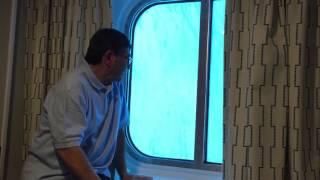 Anthem of the Seas Storm!! Video 2