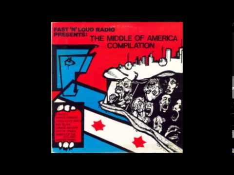 VARIOUS ARTISTS: THE MIDDLE OF AMERICA (1984, FULL COMPILATION ALBUM)