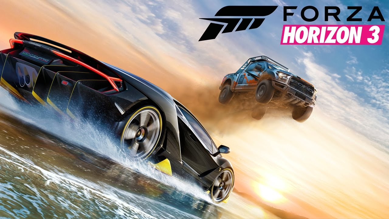 forza horizon 3 gameplay tgn squadron plays forza. Black Bedroom Furniture Sets. Home Design Ideas