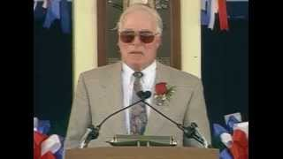 Richie Ashburn 1995 Hall of Fame Induction Speech