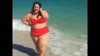 Plus Size Bikini Fashion Lookbook Of The Year