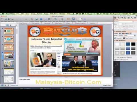 Pencerahan Tentang Bitcoin & Bitclub Network - Izakiah +60133782345