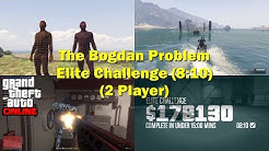 Gta 5 Online Act 2 The Bogdan problem World record Elite challenge R