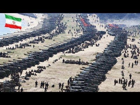 """İşte Bu Yüzden Amerika İran'dan Korkuyor. """"İran'ın Korkutucu Askeri Gücü"""""""