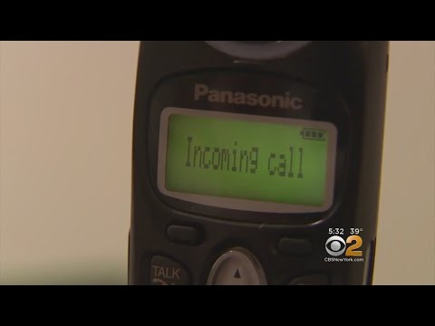 Sessions Warns About Elderly Scams