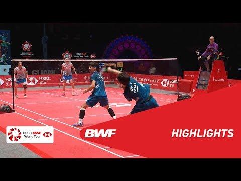HSBC BWF World Tour Finals 2018   WD - SF - HIGHLIGHTS   BWF 2018