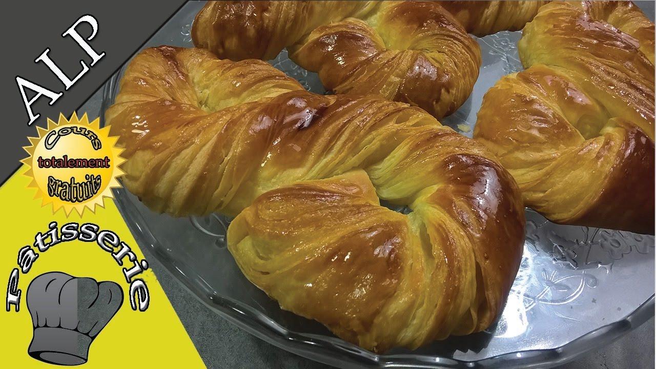 Les craquelins (viennoiserie) , Apprendre la pâtisserie (ALP)