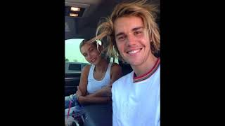 Justin Bieber & Hailey Baldwin happy super cute in Stratford, Ontario, Canada - August 12, 2018