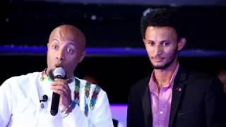 Seifu On EBS Dawit Tsege Live Singing At Seifu Show