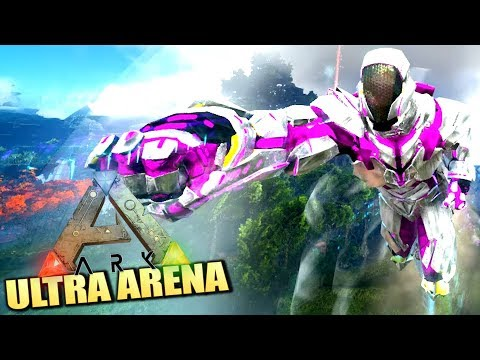 Eternal Tek Set in 9 Minuten ◄13► ARK ULTRA ARENA ( Speed PvP mit Community )