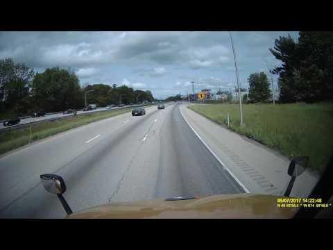 dash cam footage 1