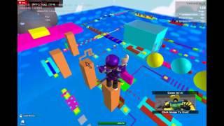 "ROBLOX: ""Super Fun Obby"" by monkrymonkry Walkthrough Part 3 (Level 90-148)"