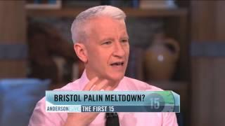 Anderson on Bristol Palin's Meltdown