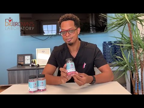 Dr Kyjuan Brown Launches New Dietary Supplement, Sept 25 2020
