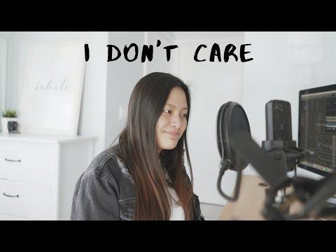 I Don&39;t Care  - Ed sheeran & Justin Bieber Cover
