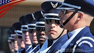 アメリカ空軍儀仗兵のかっこいいプロモーションビデオ
