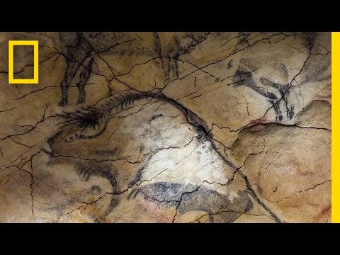 Inventing Graphics on Cave Walls | Origins: The Journey of Humankind
