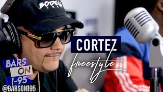 Cortez Freestyles on Bars On I-95