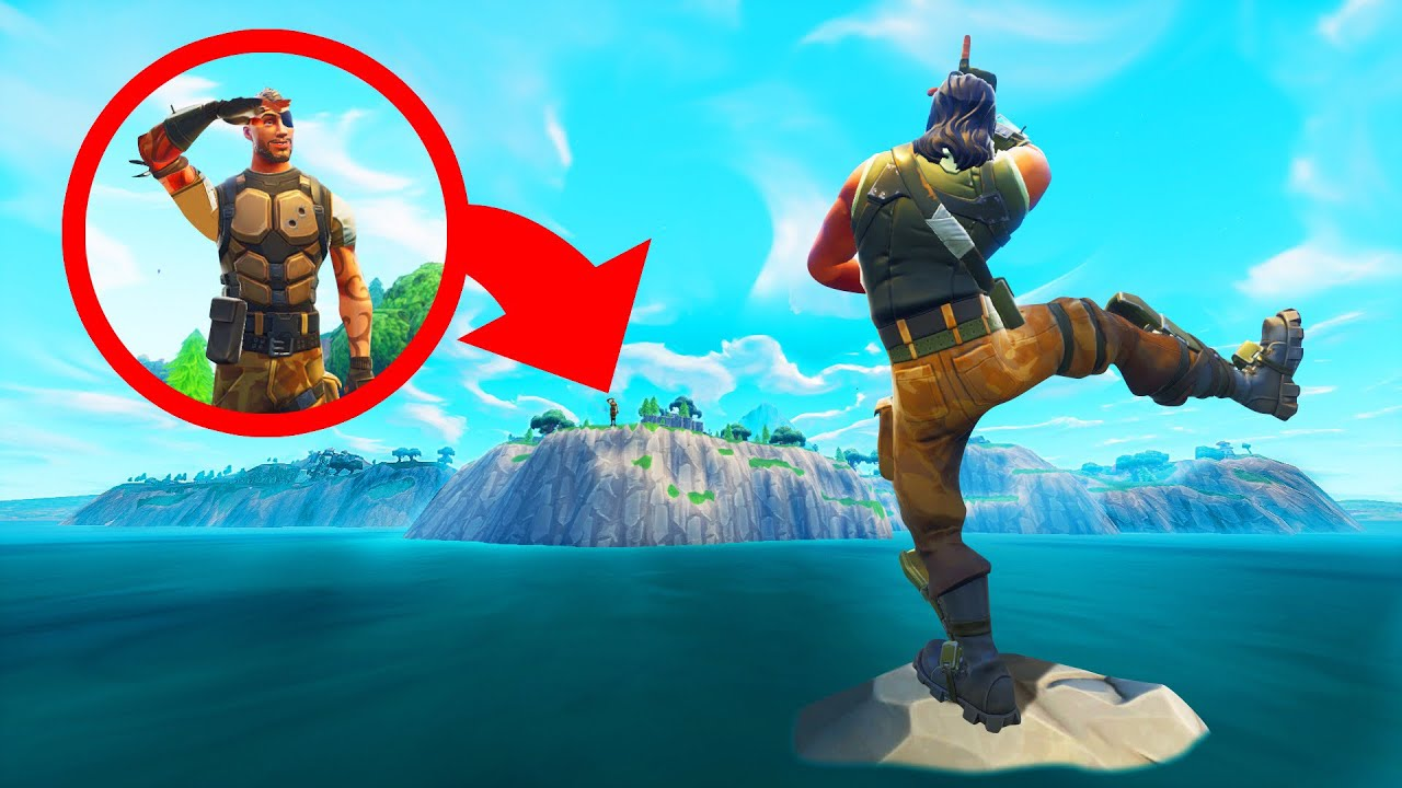 It Was IMPOSSIBLE To FIND Me Here Fortnite Hide And Seek