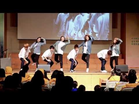 """MIC (Motion In Christ) - Lecrae """"Hands High"""" @2013 HanST [CCD/워십댄스/Worship Dance]"""