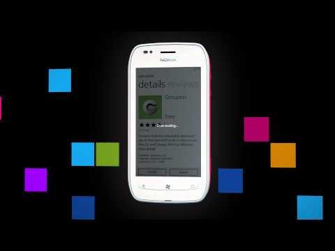 Nokia Lumia 710 - Apps