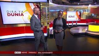 BBC DIRA YA DUNIA JUMATANO 09.05.2018