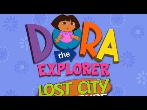 Download Dora the Explorer: Lost City Adventure - Level 3 - Part 1 (Gameplay/Walkthrough)