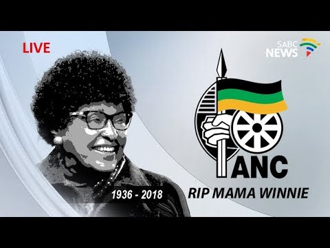 Wesley Methodist Church service honours Mama Winnie, 08 April 2018