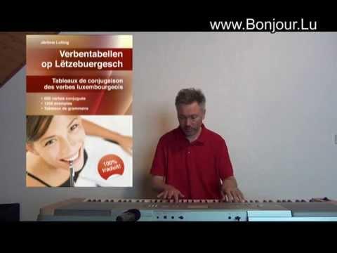 Petit Concert Pour Apprendre Le Luxembourgeois Mini Concert Youtube