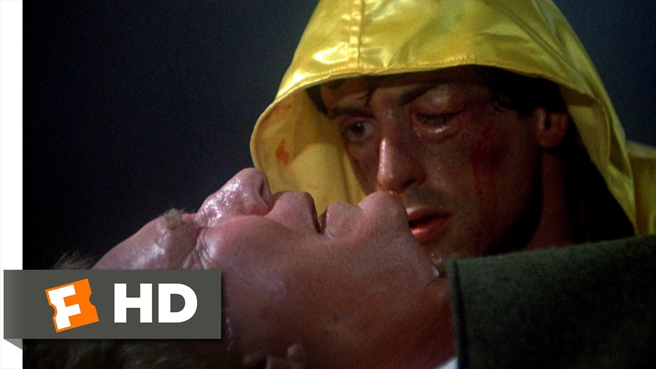 Download Rocky III (7/13) Movie CLIP - Farewell to Mickey (1982) HD