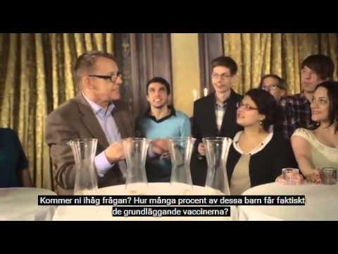 Hans Rosling mannen som är till salu åt högstbjudande?