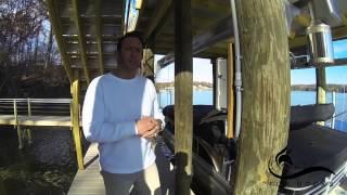 FoxDocks Lake Norman dock builders