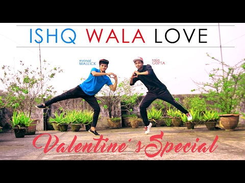 Ishq Wala Love |  Dance Video | Valentine Week Special | By Beatfeel RJ and Mrinal Mallick