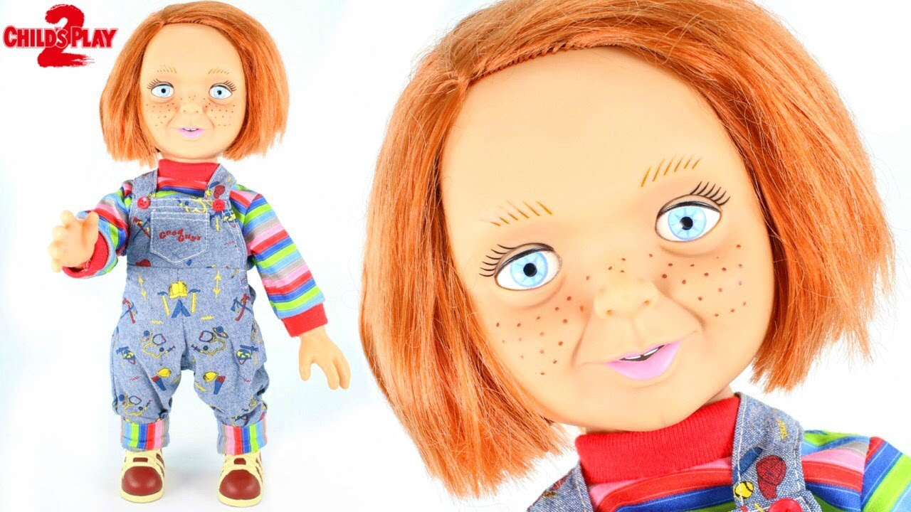 Chucky Talking Doll Review Unboxing Mezcotoyz 15 6