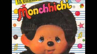 monchhichi campeur.