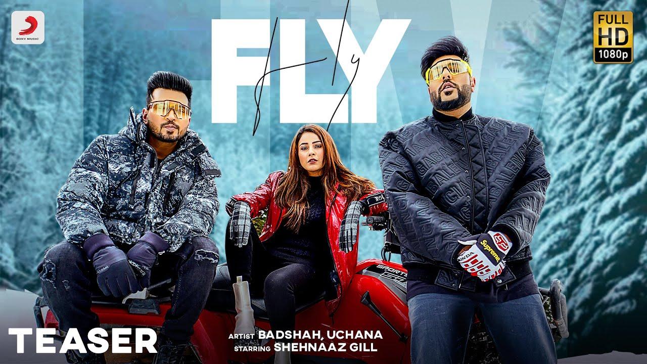 Badshah - Fly (Official Teaser) | Shehnaaz Gill | Uchana Amit | D Soldierz