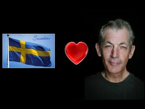 Doug Seegers Sweden Tour 2014 & Radio P4 Interview