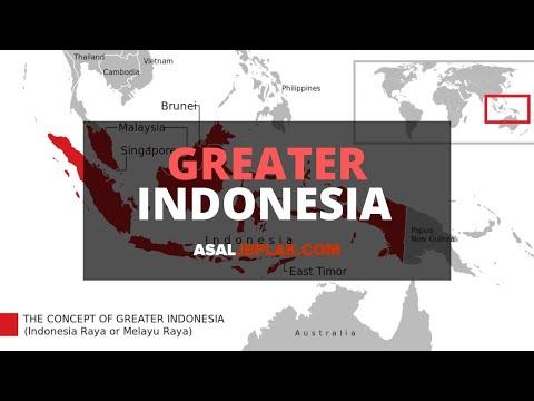 Konsep Greater Indonesia  | Saat Indonesia dan Malaysia hampir menjadi satu negara | Seri Sejarah