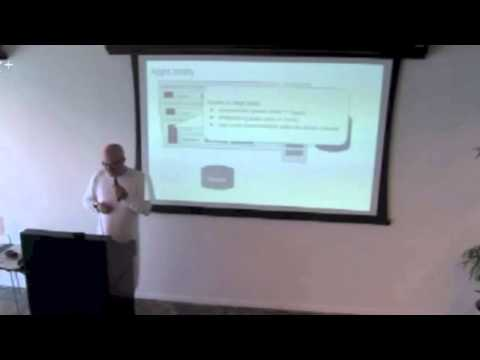 App Engine at Google - Peter Magnusson Director of Engineering (GDL-Israel)