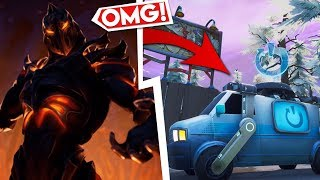 * WELL * Fortnite Update! | SKIN-UL SECRET a fost DEZVALUIT, RESPAWN OF!