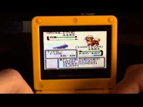 SHINY CHARIZARD! Gold/Silver/Crystal LEGIT!! 1/8192!