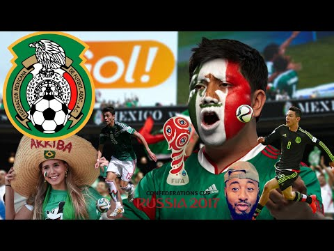 CAN MEXICO 🇲🇽 WIN THE 2017 FIFA CONFEDERATIONS CUP? El Tri is Dangerous ☠