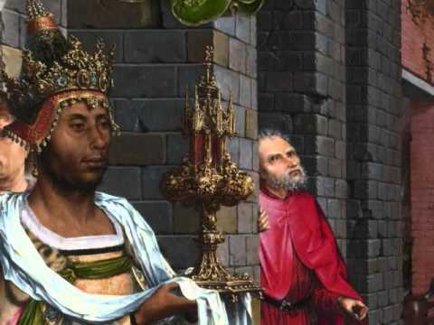 Josquin des Prez, O Virgo virginum, Mabuse