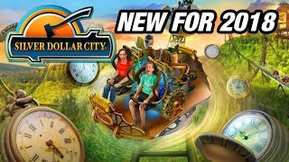 Silver Dollar City Announces TIME TRAVELER! New for 2018!