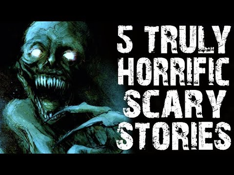 5 TRULY HORRIFYING Scary Stories To Fuel Your Nightmares (Scary Stories) | Creepypasta Collection 9