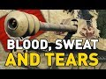 World of Tanks Blood Sweat and Tears